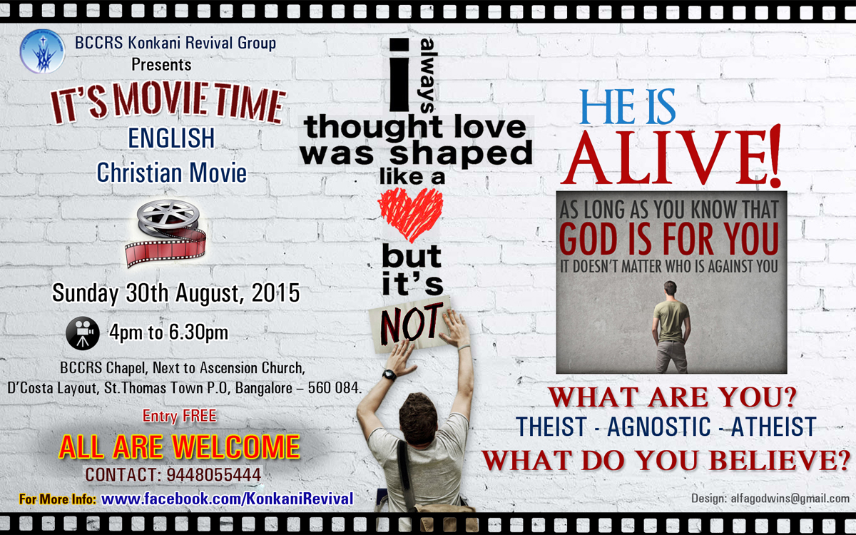 BCCRS He is Alive-Movie